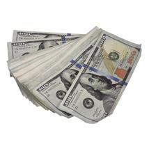 New Style $1,000,000 Aged Blank Filler Prop Money Bundle Realistic Prop Money image 5
