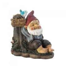 Do Not Distrub Gnome - $25.00