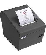 Epson TM-T88IV-GRY Thermal Printer Serial C31C636084 Bin:15 - $171.99