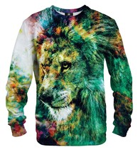 King of Colors Printed Sweatshirt | Unisex | XS-2XL | Mr.Gugu & Miss Go