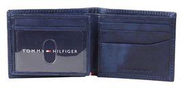Tommy Hilfiger Men's Leather Credit Card Id Traveler Rfid Wallet 31TL240004 image 6