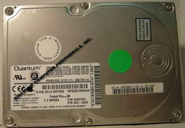 """10GB 3.5"""" Ide QMP10000LM-A LM10A011 40PIN Hard Drive Quantum Our Drives Work - $17.59"""