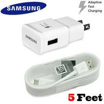 New Original Samsung Galaxy S6 S7 J7 Edge Note 5 OEM Adaptive Fast Rapid... - $7.80