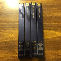 Lot of 4!!! Estee Lauder Double Wear Brow Lift Duo 01 Highlight/Black Br... - $24.99