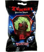 "The Zumbies Walking Thread Lucky Zombie Doll Smitty Keychain 3"" new seal... - $15.68"