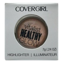 Covergirl Vitalist Healthy Glow Highlighter 03 Candlelit - New In Box - $8.90