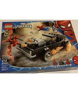 LEGO Marvel Spider-Man: Spider-Man and Ghost Rider vs. Carnage 76173 (21... - $33.84