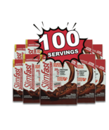 SlimFast Protein Smoothie Mix Energy Mocha Cappuccino100 Pk - $49.99
