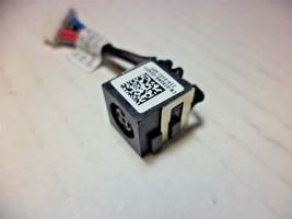 Genuine OEM DELL LATITUDE 6420 E4200 DC_IN POWER JACK CABLE J90M8 CN-0J9... - $4.41