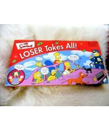 The Simpsons LOSER Takes All Game - $28.51