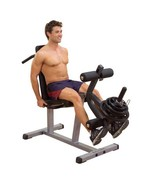 Body Solid - Seated Leg Extension & Supine Curl - $609.60