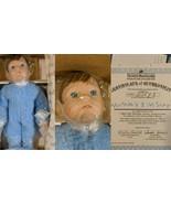 Vintage The Ashton-Drake Galleries Porcelain Doll Mommy I'm Sorry auth# ... - $29.65