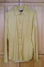 Men's Vintage DIESEL Button Front Long Sleeve Shirt Size L - $8.50