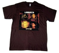 LAIBACH Let It Be T shirt ( Men S - 2XL ) - $20.00+