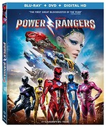 Saban's Power Rangers [Blu-ray + DVD] - $5.00