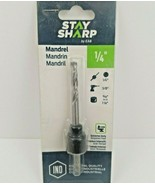 """Round Mandrel 1054152 Stay Sharp by EAB 1/4"""" Professional New - $11.15"""