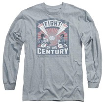 Rocky 1976 Fight of the Century Balboa vs Creed long sleeve graphic tee MGM357 image 1