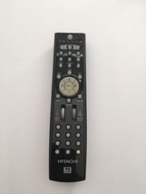 Original Hitachi CLU-3851WL Tv Remote Control - $41.80