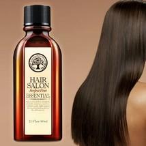 60ml Morocco Argan Oil Haircare Essential Oil Nourish Scalp Repair Dry D... - $9.60