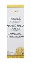 GiGi Natural Muslin and Wax Applicator Combo