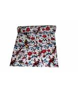"Kantha Quilt, Blanket, Bed Cover,Kantha size 90x60"" Decor Bird Print Twi... - $43.20"