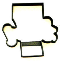 Number Seven 7 Outline Fancy Word Birthday Anniversary Cookie Cutter USA... - £1.54 GBP