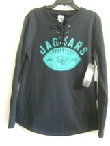 JACKSONVILLE JAGUARS SWEATSHIRT NFL TEAM APPAREL SIZE MEDIUM :B19-1 - $34.99