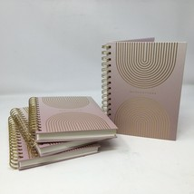 Mediations Spiral Journal Diary Notebook Brand New Hardcover Lot Of 4 Pi... - $21.85