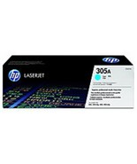 HP CE411A 305A Toner Cartridge for LaserJet Pro Printers - Laser - 2600 ... - $115.03