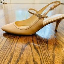 Nine West Closed-Toe Slingback Ankle Strap Pumps, 8 - $29.70