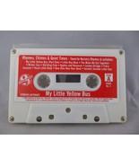 My Little Yellow Bus Favorite Nursery Rhymes & Lullabies Cassette Tape - $8.50