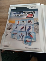 Nintendo Wii Winter Sports 2: The Next Challenge ~ COMPLETE image 2