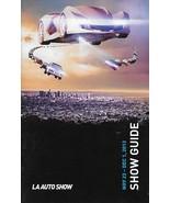 2013 LOS ANGELES International AUTO SHOW Program CAR GUIDE Map 2014 Models - $7.50