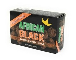 Royal Touch African Black Complexion Tone evening soap, great price and ... - $7.98