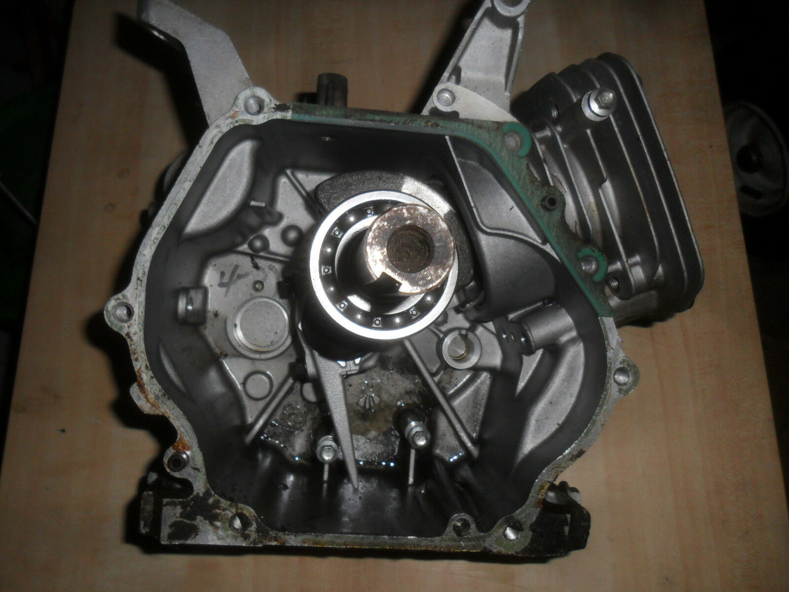 HONDA GX270 CRANKCASE CRANKSHAFT PISTON, ROD CYINDER JIANGSU QA2 BLOWER MOTOR - $40.00