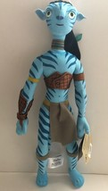 Disney Parks Avatar 18 Inc Navi Poseable Plush New with Tags - $35.35