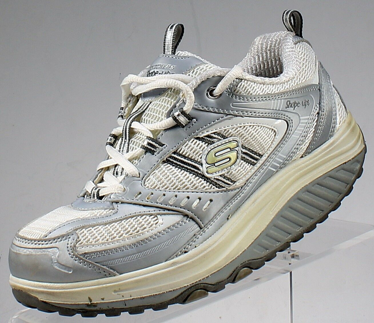 Skechers Shape Ups 11814 Women Rocker Toning Sneaker Shoe 7.5 training athletic image 2