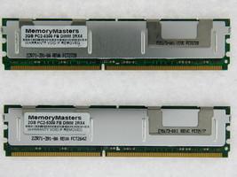 Pas Pour PC ! 4GB (2X2GB) PC2-5300 ECC Fb Dimm Apple Mac Pro (4-Core) 1st Gén.