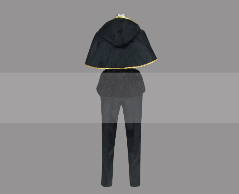 Customize Black Clover Zora Ideale Cosplay Costume for Sale