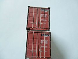 Jacksonville Terminal Company # 205458 USAU 20' Military Series Container (N) image 3