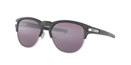 Oakley Latch Key L Sunglasses OO9394-0155 Matte Black| Prizm Grey Lens - $89.09