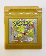Pokémon: Gold Version (Nintendo Game Boy Color, 2000) GBC Authentic, Tested - $19.73