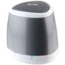 Ilive Blue Portable Bluetooth Speaker (silver) GPXISB23S - $46.37 CAD