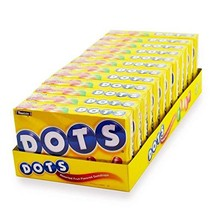 Tootsie Dots Assorted Fruit Gumdrops 6.5 oz. - $30.40