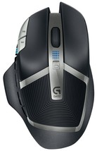 G602 Lag-Free Wireless Gaming Mouse  11 Programmable Buttons, Up To 2500... - $52.67 CAD