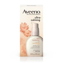 Aveeno Ultra-Calming Fragrance-Free Daily Facial Moisturizer for Sensiti... - $17.36