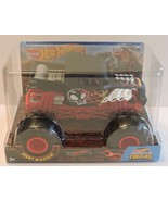2018 HOT WHEELS MONSTER TRUCK GIANT WHEELS COLLECTION - BONE SHAKER 1:24 - $24.99