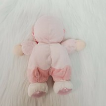 """8"""" Kids Preferred Pink Lovey Baby Doll Plush Rattle Toy Asthma Friendly B350 image 2"""