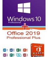Windows 10 Pro Activation Key & Office 2019 Pro Plus - INSTANT DELIVERY - $19.99
