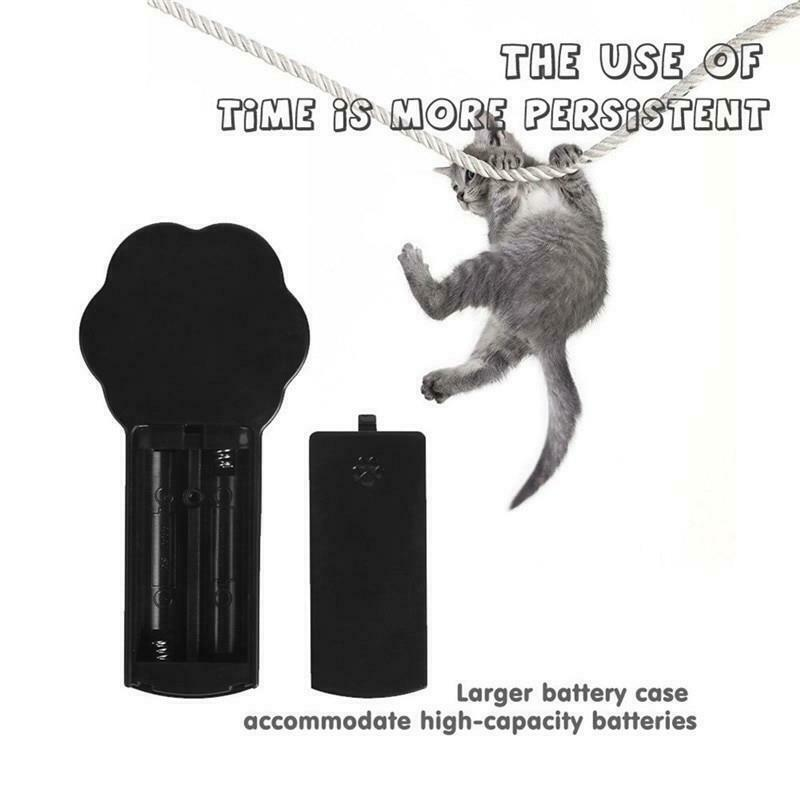 Cat Toys LED Laser Pointer Interactive Playing Training Supplies Pet Accessories image 4